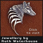 Ruth Waterhouse, jeweller