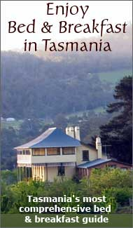 Bed and breakfast in Tasmania